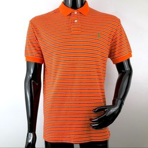 Polo Ralph Lauren men's medium orange shirt